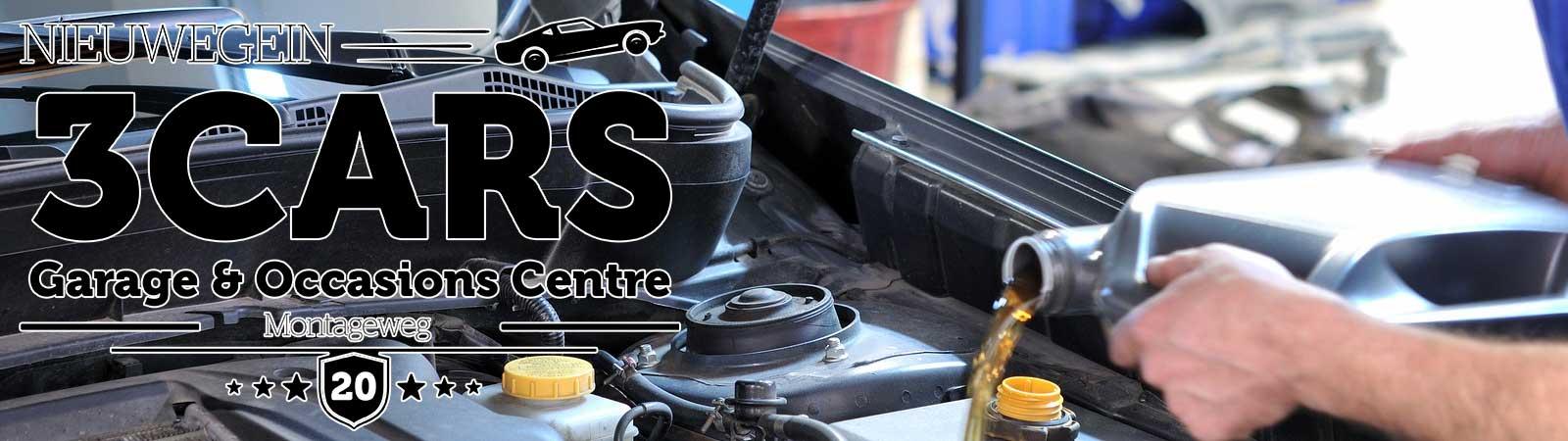Garage Nieuwegein Vreeswijk 3Cars Auto reparaties